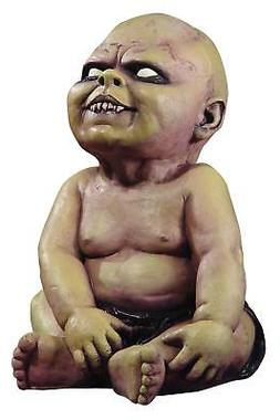 LIFE SIZE Zombie Baby DEAD POSSESSED HALLOWEEN HAUNTED OUTDO