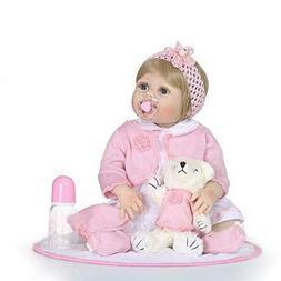 Mandy Lifelike Reborn Baby Doll 57cm Newborn Doll Kids Girl