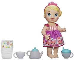Baby Alive Lil' Sips Baby Has a Tea Party Doll