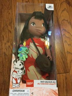 Disney LILO Animators Doll NWT