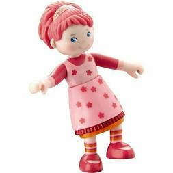 "HABA Little Friends - Bendy Doll Imke 4"", bendable doll"