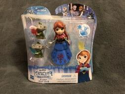 Disney Frozen Little Kingdom Anna and Rock Trolls