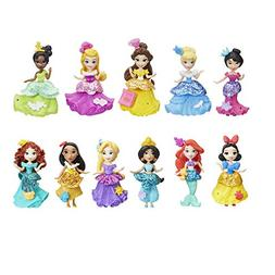 Disney Princess Little Kingdom Doll Collection, 11 Small Dol
