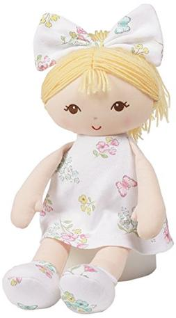 "Baby GUND x Little Me Blonde Stuffed Plush Doll Toy, 13"""