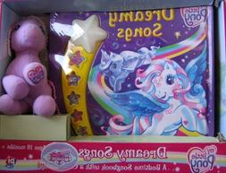 My Little Pony Dreamy Songs Pony & Musical Book