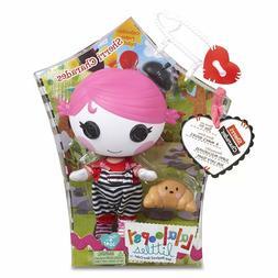 "Lalaloopsy Littles Sherri Charades Doll w/ Pet Croissant 7"""