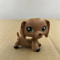 Littlest Pet Shop LPS Dachshund Dog Puppy Doll Collection To