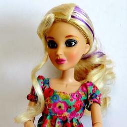 "Liv Doll Wig for 11"" Liv Doll Blonde BIN"
