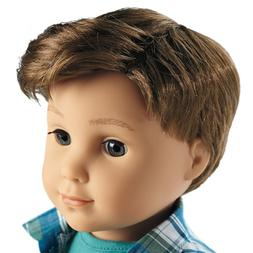 "American Girl Logan Everett ~ First Boy Doll ~ 18"" New doll"