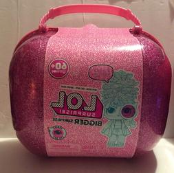 LOL Limited Edition Bigger Surprise Ball Doll 60+ Surprises