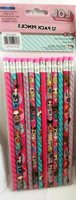 lol surprise 12 pack pencils 1 pack