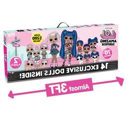LOL Surprise 14 Exclusive Dolls OMG Fashion 70+ Surprises 2