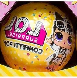 LOL SURPRISE CONFETTI POP BALL! SERIES 3, WAVE 2 *NO DUPLICA