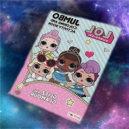 LOL SURPRISE DOLLS JUMBO COLORING BOOK L.O.L. Doll Lol lol 8
