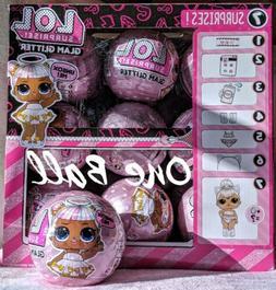 LOL Surprise GLAM GLITTER Doll - 7 Surprises in 1 Glitter Se