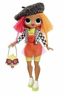 LOL Surprise Neonlicious Fashion Doll OMG with 20 Surprises