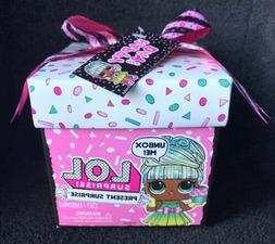 LOL Surprise Present Gift Box Series Sister Birthday Month P