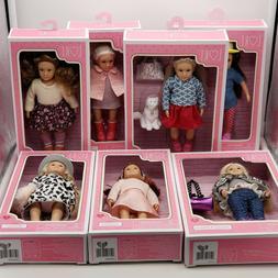 "LORI 6"" Fashion Dolls and Accessories - YOU PICK !!!! - NEW"