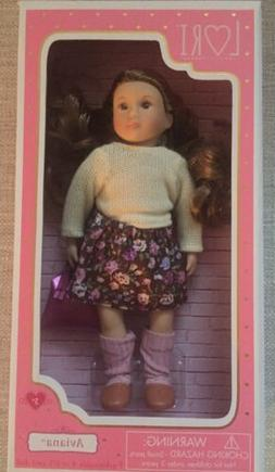 """Lori AVIANA 6"""" Doll By Our Generation"""