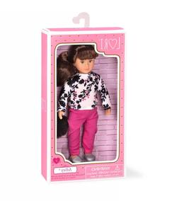 """Lori by Our Generation Adley 6"""" Doll"""