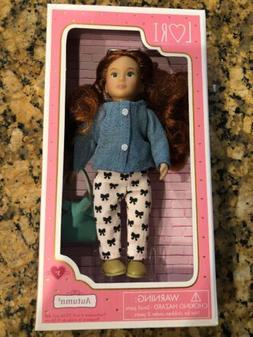 LORI Doll Autumn Battat Our Generation NEW in Box Free Shipp