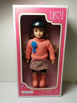 LORI Doll Felicia Riding Our Generation NEW in Box Free Ship
