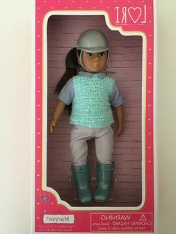"LORI Doll Maryse Battat Our Generation 6"" Doll NEW in Box"