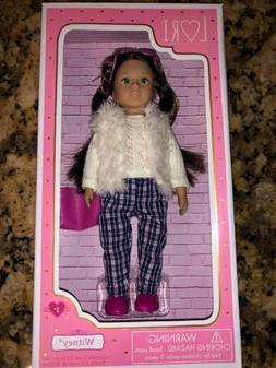 LORI Doll Witney Battat Our Generation NEW in Box Free Shipp