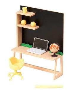 Lori Home Workspace set for Loft to Love Doll house