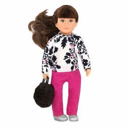 """Lori Our Generation 6"""" Adley Doll By Battat!"""