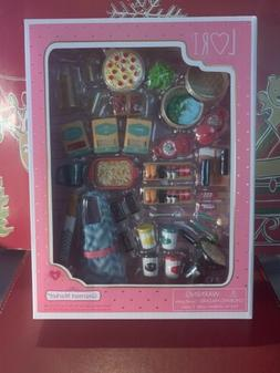 Lori Our Generation Gourmet Market Play Food Accessories Set
