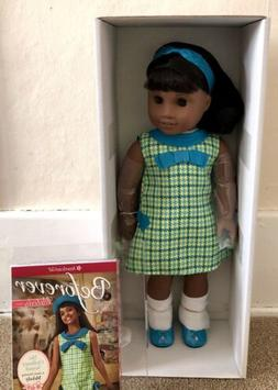 LOT: AMERICAN GIRL MELODY with Winter Outfit, Meet Accessori