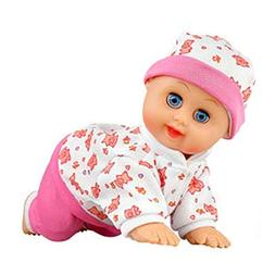 ThinIce Lovely Baby Infant Electric Music Crawling Baby Talk