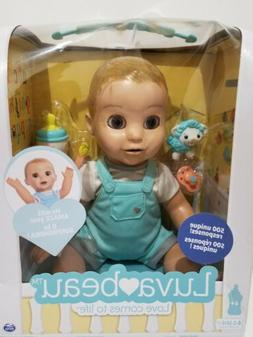 Luvabeau, Responsive Baby Doll with Real Expressions and Mov