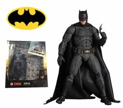 Mafex NO 056 DC Comics Justice League Batman Action Figures