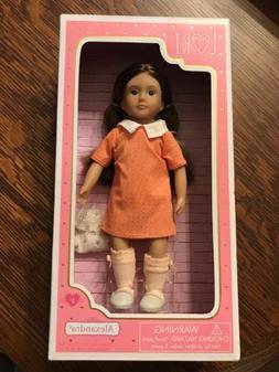 Maison Joseph Battat Lori Collection 6-Inch Fashionable Doll