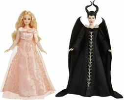 Disney Maleficent Mistress Evil Aurora & Maleficent Fashion