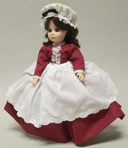 Madame Alexander Marme Doll Little Women Collection Burgundy