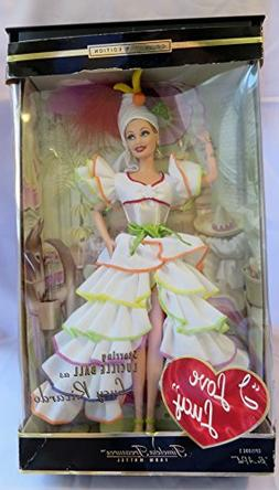 "MATTEL I LOVE LUCY BARBIE DOLL "" BE A PAL "" FROM BARBIE TIME"