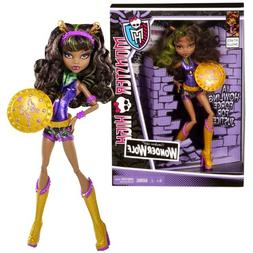 Monster High Mattel Year 2012 Power Ghouls Series 11 Inch Do