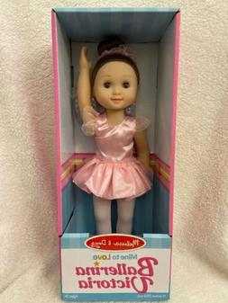 melissa and doug victoria 14 inch poseable