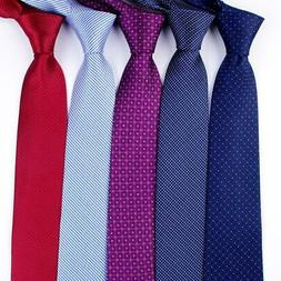 Men's Neck Tie Father's Day Gift Under 10 Dollars Classic Bu