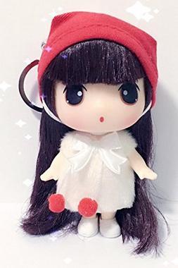 Generic Meng cute plush high-end creative women girls lady m