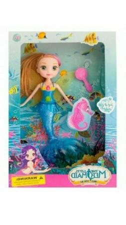 Mermaid Bath toys for girls, and toddlers. Cute Little Merma