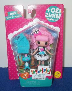 MGA Lalaloopsy Minis Keys Sharps N Flats Doll Accessory Play