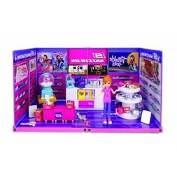 miWorld Deluxe Skechers with Doll Environment 55 Piece Set