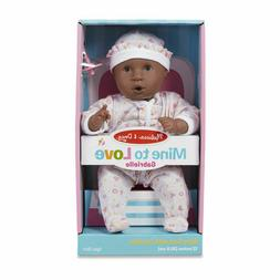 Melissa & Doug Mine to Love Gabrielle 12-Inch Poseable Baby
