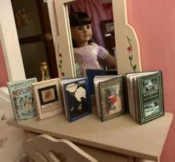 Mini Classic Books for American Girl Samantha