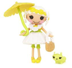 Mini Lalaloopsy Doll - Happy Daisy Crown