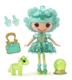 Mini Lalaloopsy Doll- Clarity Glitter Gazer